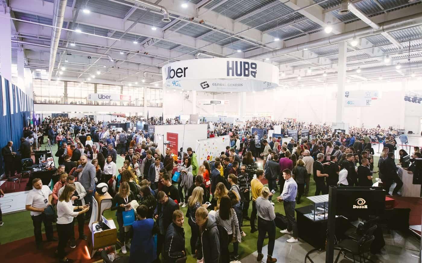 HUB 4.0 - на Global IT Forum в Запорожье