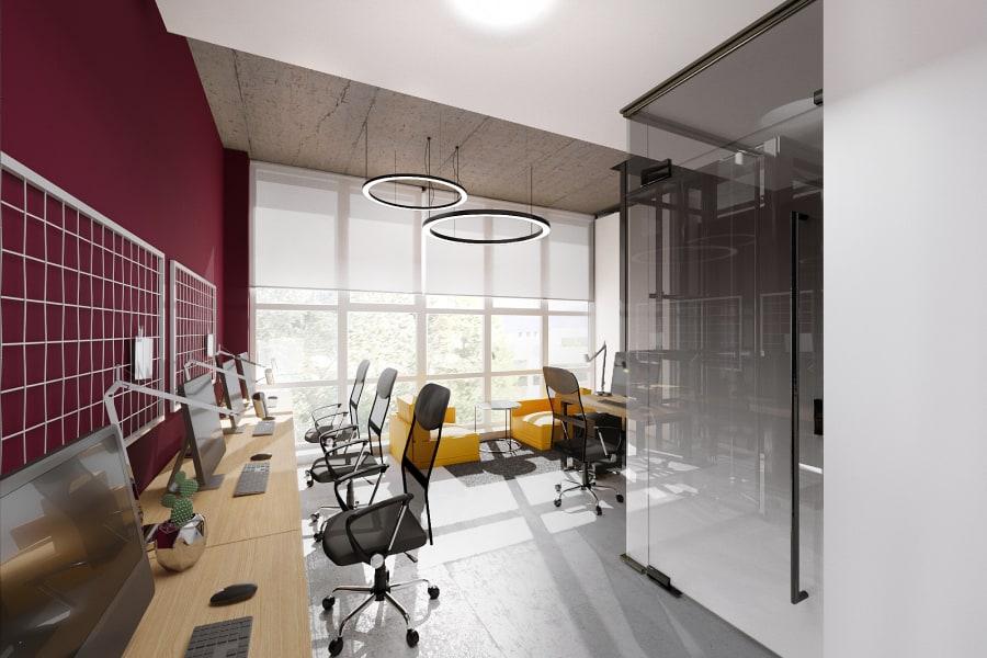 Smart Офисы в HUB 4.0 Campus