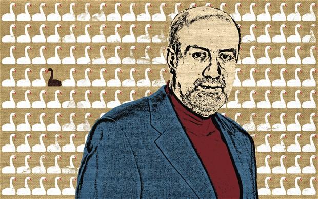 Насім Талеб: «Забагато макроекономістів, а от нормального сантехника не знайти»