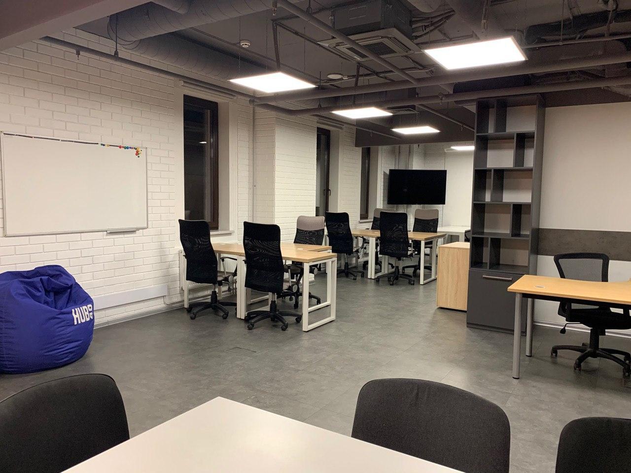 Smart-офіси - HUB 4.0 PODIL