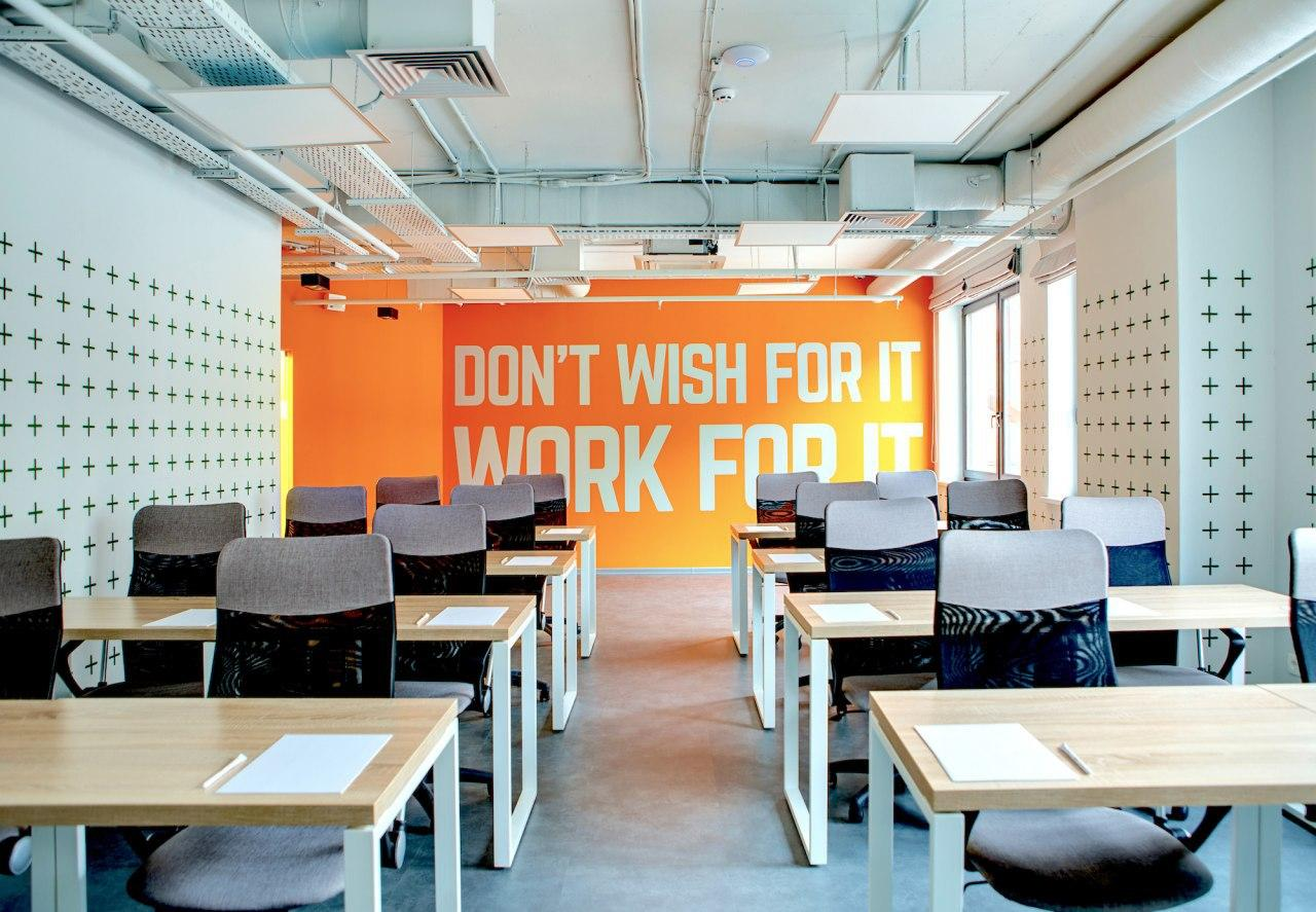 Smart-oфисы HUB 4.0 PODIL