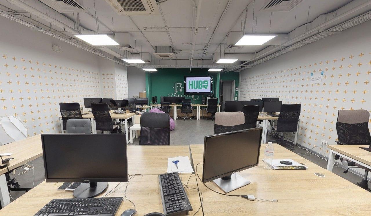 Smart-оffices - HUB 4.0 PODIL