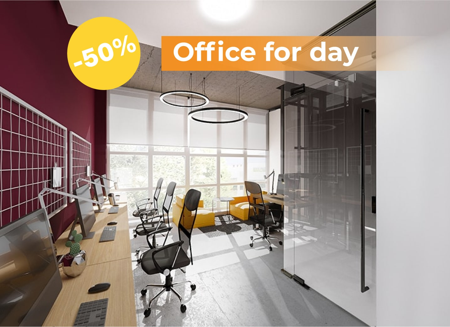 Smart-offices - HUB 4.0  CAMPUS
