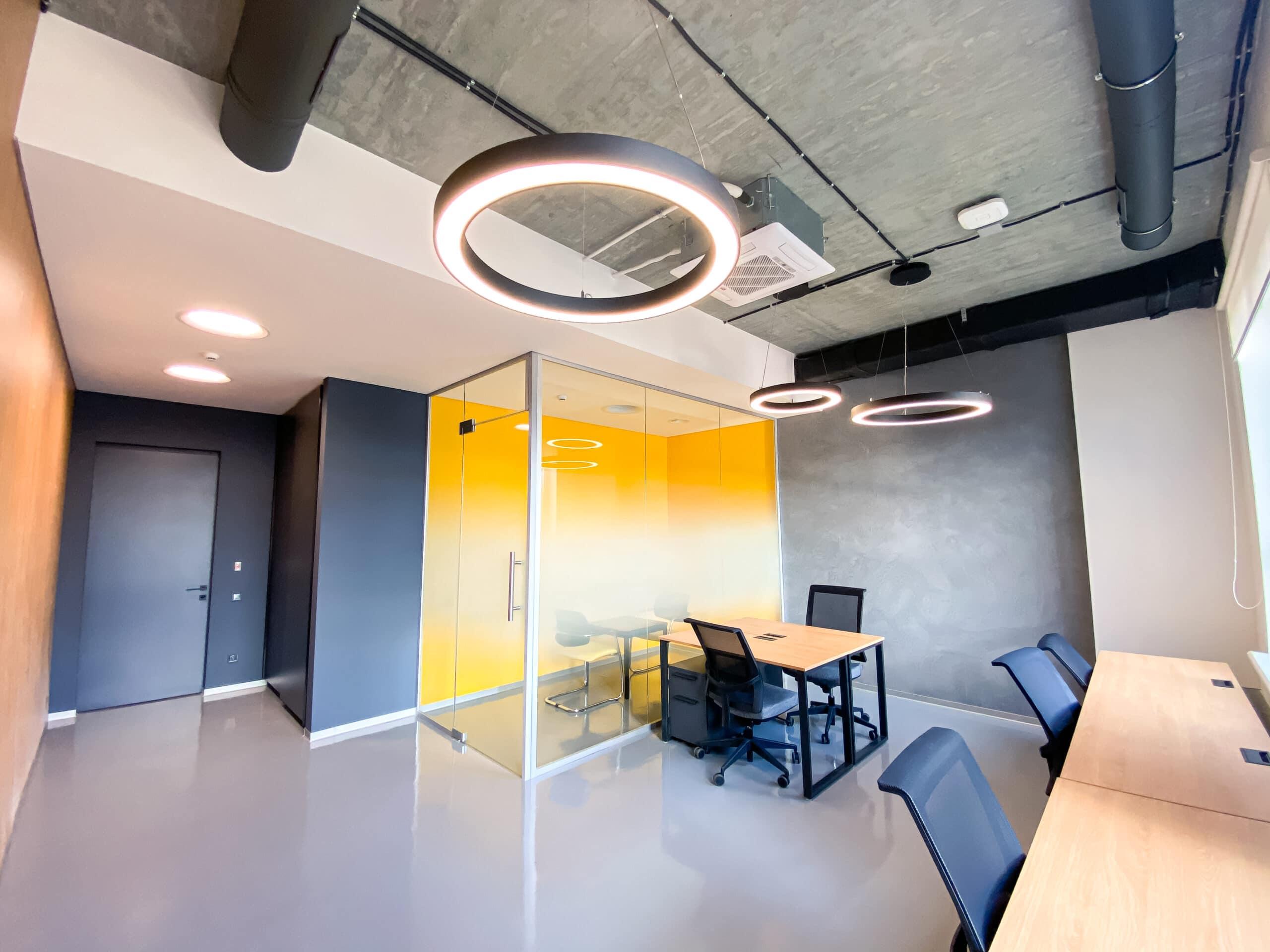 Smart-офіси - HUB 4.0  CAMPUS